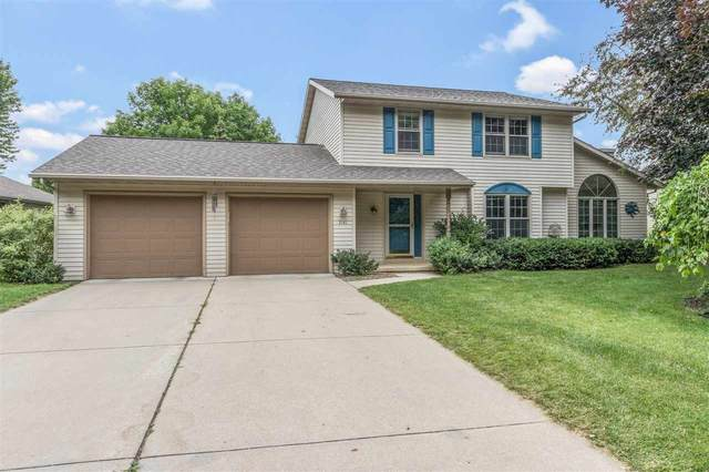 2141 South Point Road, Green Bay, WI 54313 (#50244685) :: Dallaire Realty