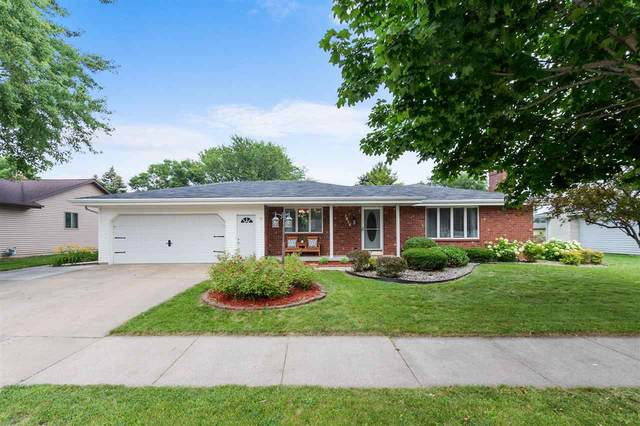 1816 Taylor Street, Little Chute, WI 54140 (#50244686) :: Dallaire Realty