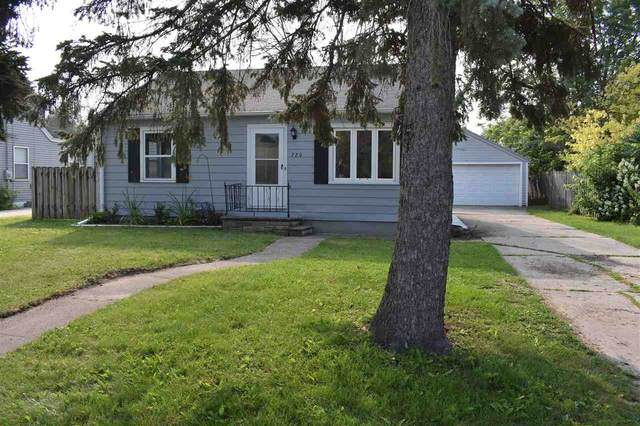 720 Gray Street, Green Bay, WI 54303 (#50244687) :: Dallaire Realty