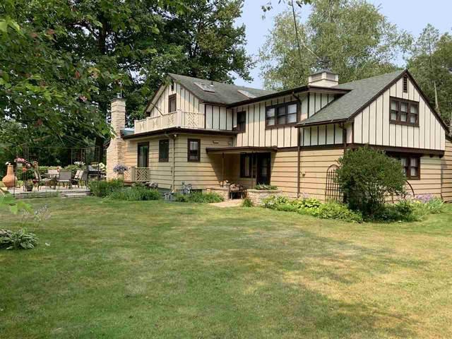 N6997 River Drive, Shawano, WI 54166 (#50244690) :: Carolyn Stark Real Estate Team