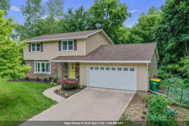 665 Laverne Drive, Green Bay, WI 54311 (#50244727) :: Dallaire Realty