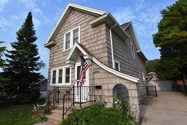 1921 Harrison Street, Oshkosh, WI 54901 (#50244740) :: Ben Bartolazzi Real Estate Inc