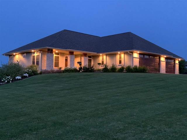 N3048 Ledgeview Terrace, Hortonville, WI 54944 (#50244750) :: Symes Realty, LLC