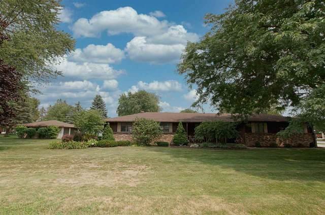 634 Pine Street, Pulaski, WI 54162 (#50244755) :: Todd Wiese Homeselling System, Inc.