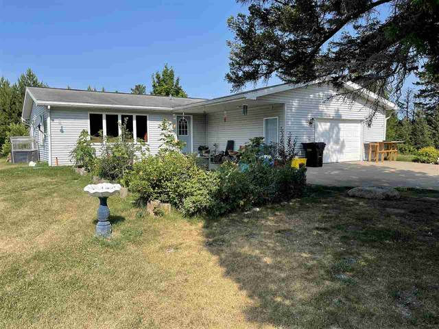 W7937 Cemetery Road, Pembine, WI 54156 (#50244759) :: Symes Realty, LLC