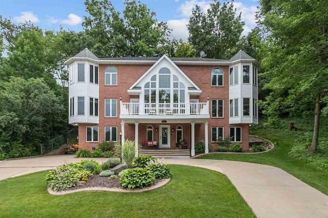 1427 Palisades Drive, Appleton, WI 54915 (#50244773) :: Ben Bartolazzi Real Estate Inc