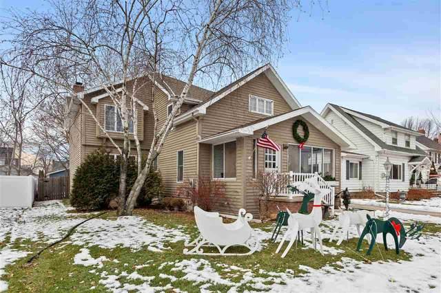 377 Cleveland Street, Menasha, WI 54952 (#50244812) :: Carolyn Stark Real Estate Team