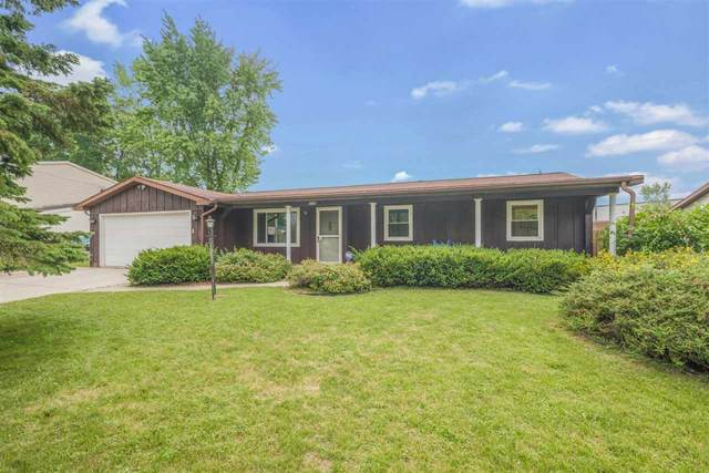 2076 Terry Lane, De Pere, WI 54115 (#50244829) :: Todd Wiese Homeselling System, Inc.