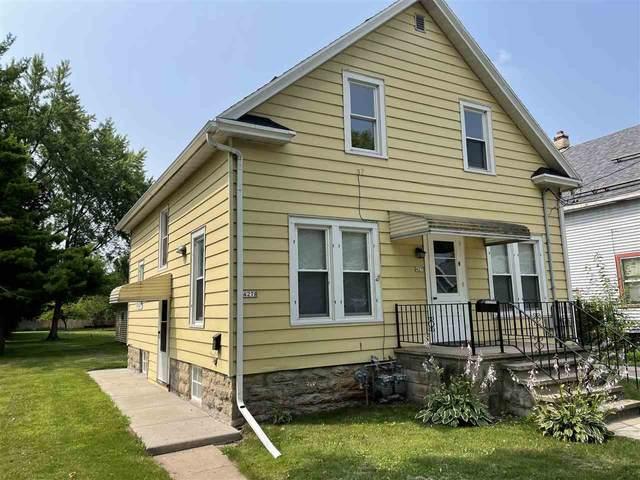427 16TH Avenue, Oshkosh, WI 54902 (#50244866) :: Todd Wiese Homeselling System, Inc.