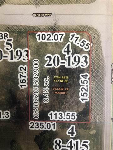 10505 Olivers Way, Maribel, WI 54227 (#50244884) :: Symes Realty, LLC