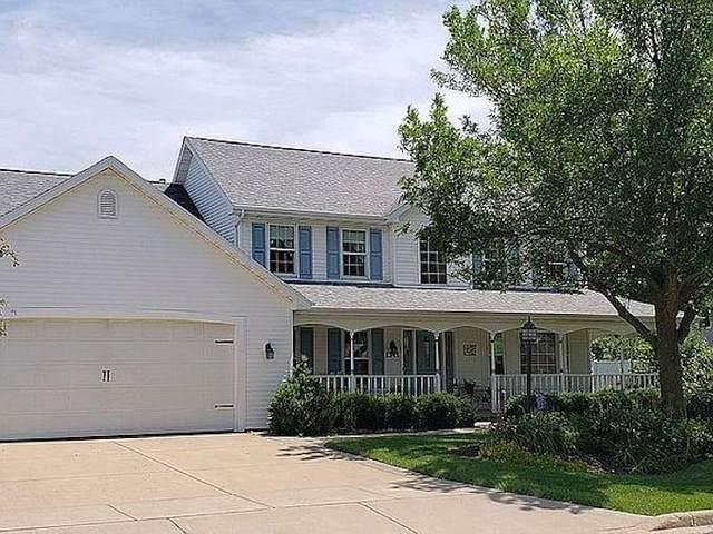1341 Applewood Drive, Menasha, WI 54952 (#50244896) :: Carolyn Stark Real Estate Team