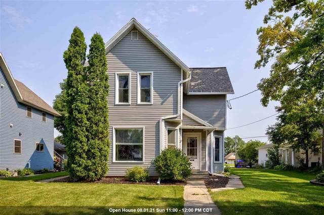 312 E 7TH Street, Kaukauna, WI 54130 (#50244909) :: Carolyn Stark Real Estate Team