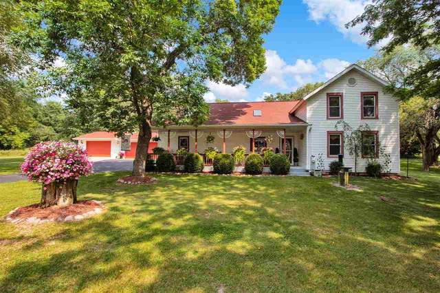 W5310 Brown Deer Avenue, Wild Rose, WI 54984 (#50244913) :: Town & Country Real Estate