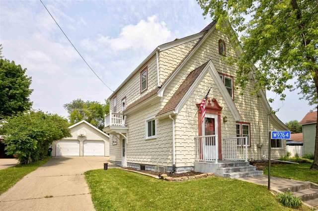 W9764 Hwy 96, Dale, WI 54931 (#50244924) :: Carolyn Stark Real Estate Team