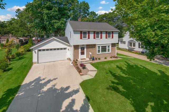 144 Lau Street, Green Bay, WI 54302 (#50244928) :: Todd Wiese Homeselling System, Inc.