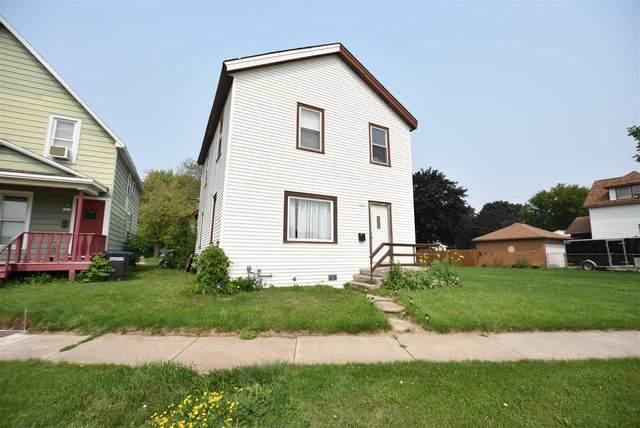 1519 Harrison Street, Oshkosh, WI 54901 (#50244933) :: Todd Wiese Homeselling System, Inc.