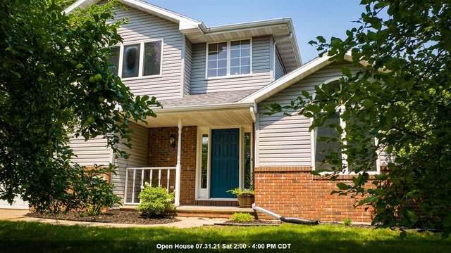 3016 E Meadowlark Lane, Appleton, WI 54915 (#50244937) :: Todd Wiese Homeselling System, Inc.