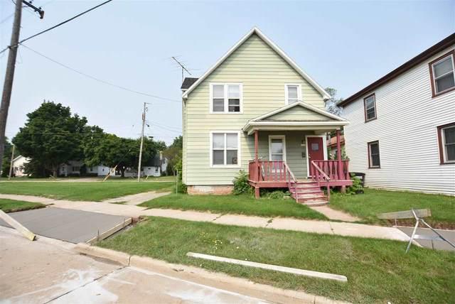 1515 Harrison Street, Oshkosh, WI 54901 (#50244945) :: Todd Wiese Homeselling System, Inc.