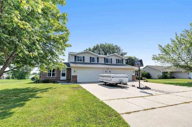 430 Steno Trail, Pulaski, WI 54162 (#50244956) :: Todd Wiese Homeselling System, Inc.