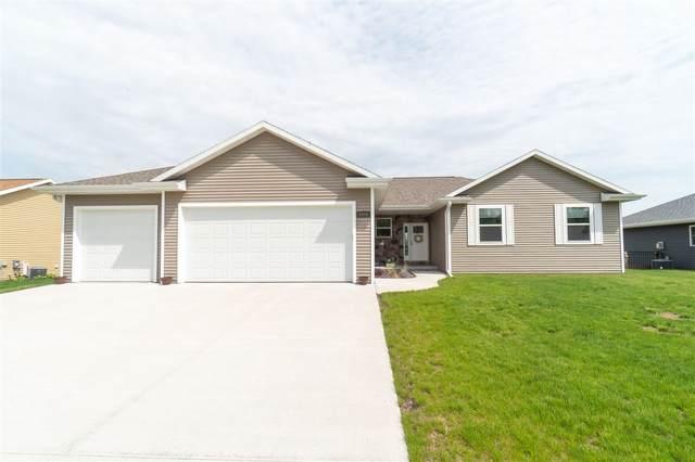 2416 Lake Cottage Court, Menasha, WI 54952 (#50244959) :: Carolyn Stark Real Estate Team