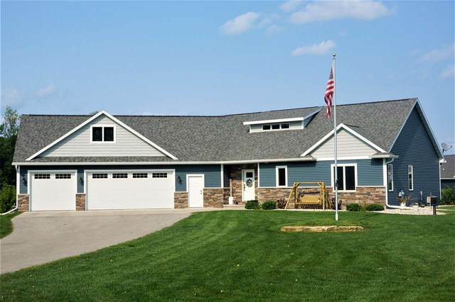 W7542 Cross Country Lane, Hortonville, WI 54944 (#50244979) :: Symes Realty, LLC