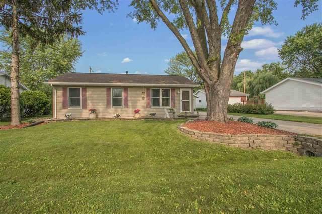 145 Mckinley Avenue, Omro, WI 54963 (#50244994) :: Carolyn Stark Real Estate Team