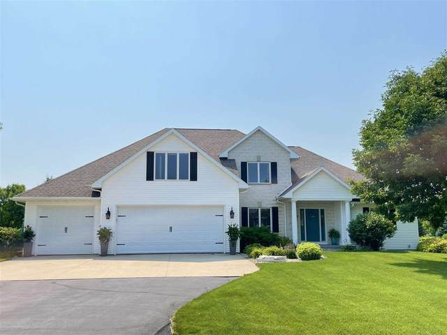 N8015 Mustang Drive, Sherwood, WI 54169 (#50244999) :: Carolyn Stark Real Estate Team
