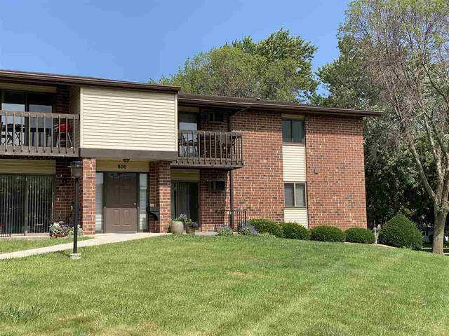 800 S Park Avenue #1E, Fond Du Lac, WI 54935 (#50245012) :: Todd Wiese Homeselling System, Inc.