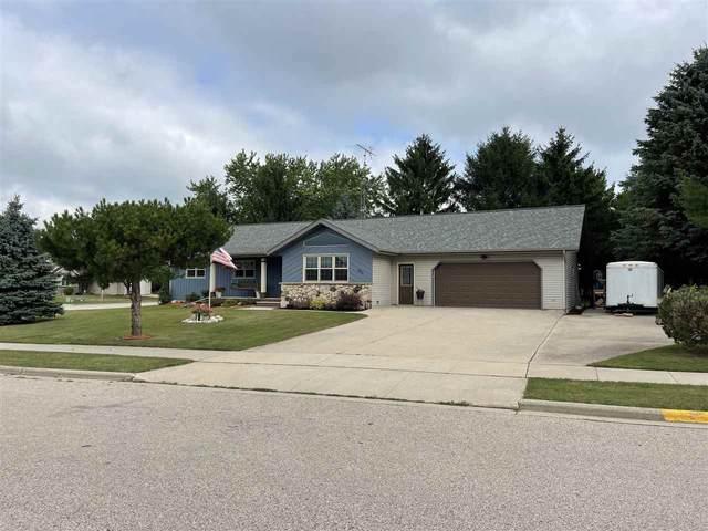 184 Linden Drive, Lomira, WI 53048 (#50245014) :: Carolyn Stark Real Estate Team