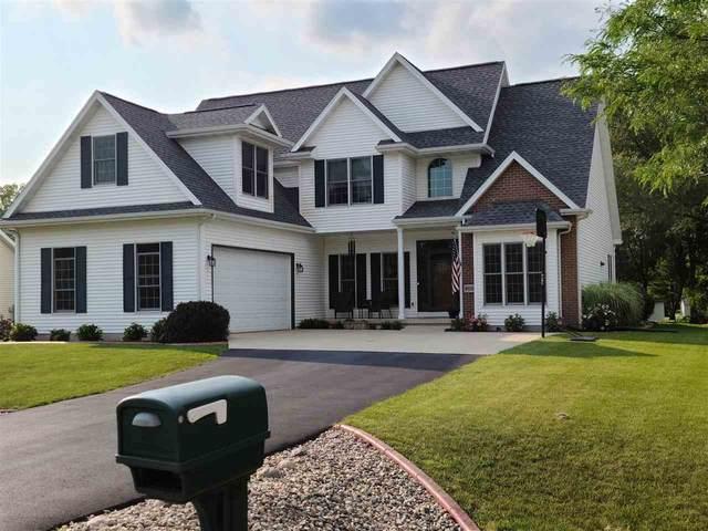 W5209 Kennedy Drive, Fond Du Lac, WI 54937 (#50245026) :: Todd Wiese Homeselling System, Inc.
