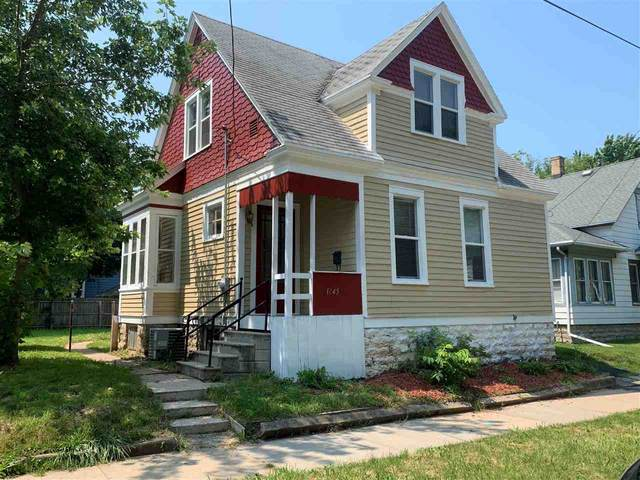 1245 Wisconsin Street, Oshkosh, WI 54901 (#50245028) :: Todd Wiese Homeselling System, Inc.