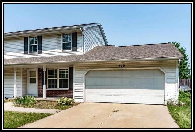 820 W Florida Avenue, Little Chute, WI 54140 (#50245035) :: Carolyn Stark Real Estate Team