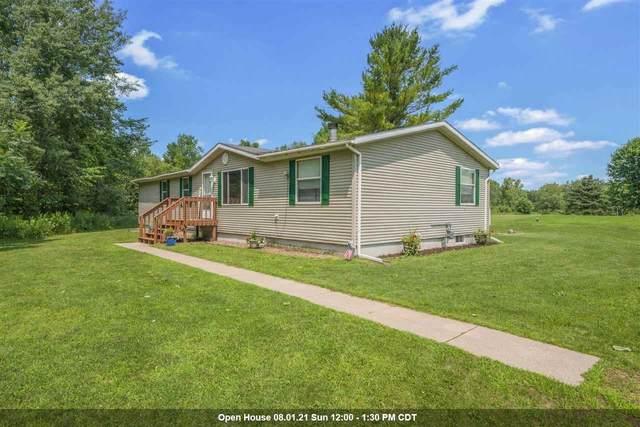 6590 Miller Road, Abrams, WI 54101 (#50245038) :: Carolyn Stark Real Estate Team