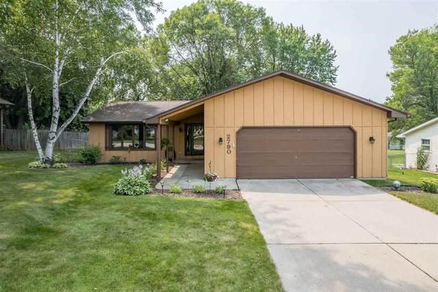 2790 Continental Drive, Green Bay, WI 54311 (#50245044) :: Carolyn Stark Real Estate Team