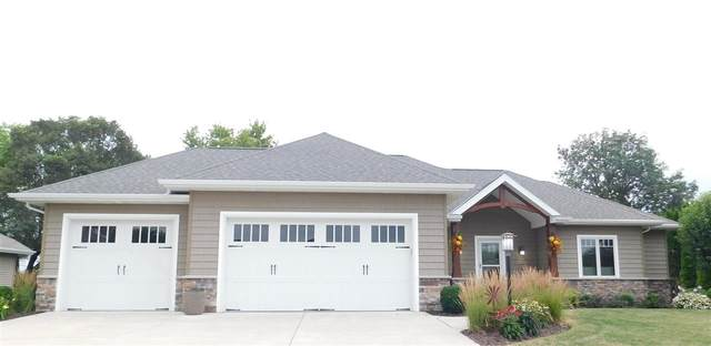 3342 Cottage Hill Drive, Green Bay, WI 54311 (#50245062) :: Symes Realty, LLC