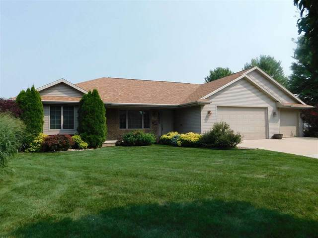 1161 Palomino Court, De Pere, WI 54115 (#50245064) :: Symes Realty, LLC