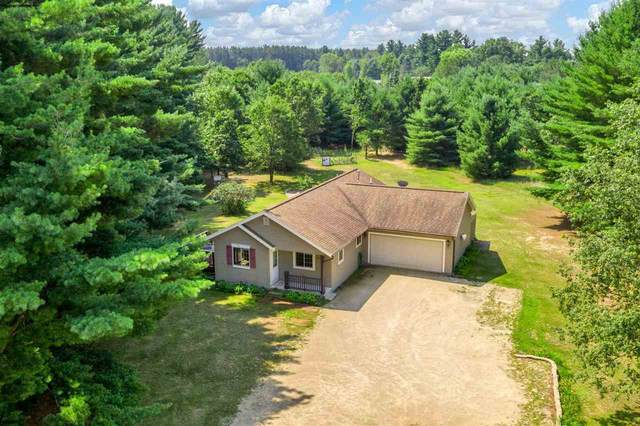 W8067 Hwy Yy, Wautoma, WI 54982 (#50245092) :: Dallaire Realty