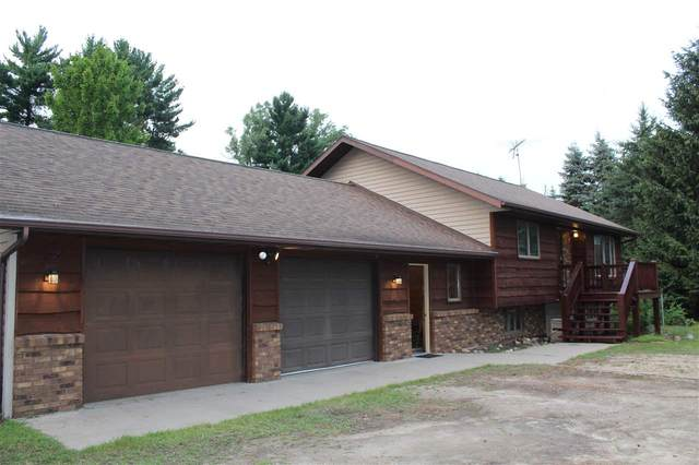 W6532 S Hwy A, Wild Rose, WI 54984 (#50245142) :: Dallaire Realty