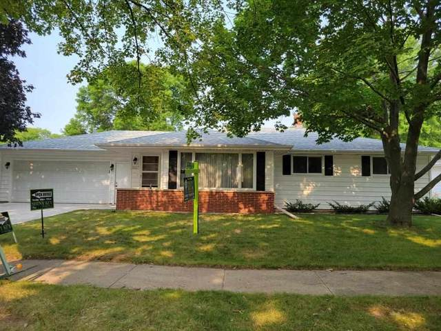 1527 N Linwood Avenue, Appleton, WI 54914 (#50245255) :: Town & Country Real Estate