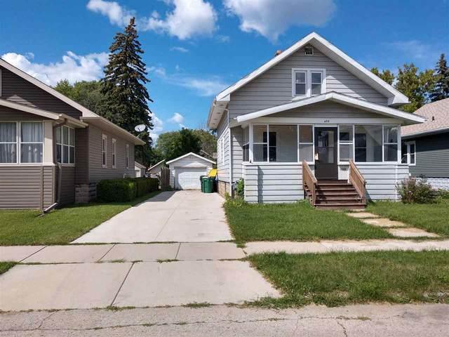 495 Ruggles Street, Fond Du Lac, WI 54935 (#50245263) :: Carolyn Stark Real Estate Team