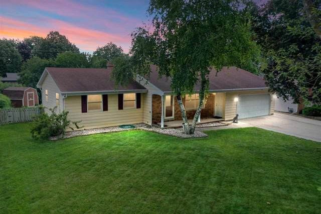553 Larry Lane, Green Bay, WI 54311 (#50245268) :: Town & Country Real Estate