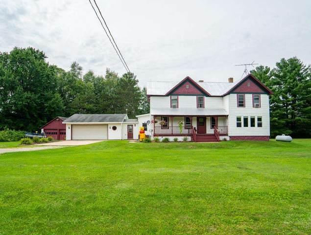 N787 Hwy U, Weyauwega, WI 54983 (#50245295) :: Carolyn Stark Real Estate Team