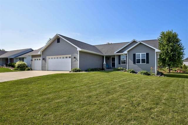 W6383 Birmingham Street, Greenville, WI 54942 (#50245299) :: Carolyn Stark Real Estate Team