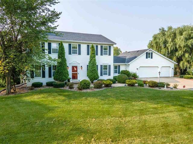 3753 Old Military Road, De Pere, WI 54115 (#50245325) :: Symes Realty, LLC
