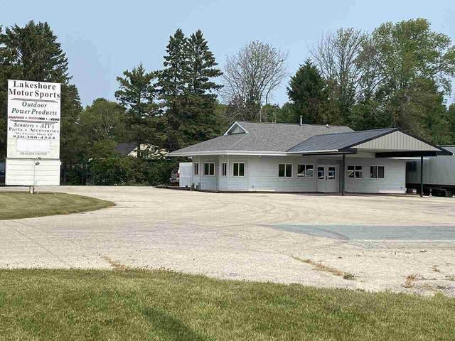 1630 Milwaukee Street, Kewaunee, WI 54216 (#50245351) :: Todd Wiese Homeselling System, Inc.