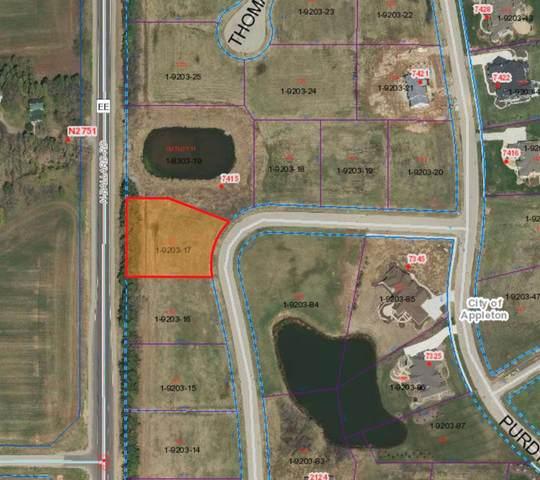 Tiburon Lane, Appleton, WI 54913 (#50245397) :: Symes Realty, LLC