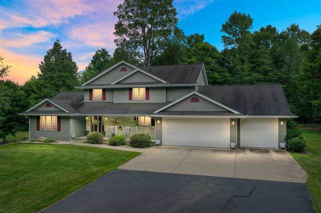 N5571 Henry Court, Luxemburg, WI 54217 (#50245473) :: Symes Realty, LLC