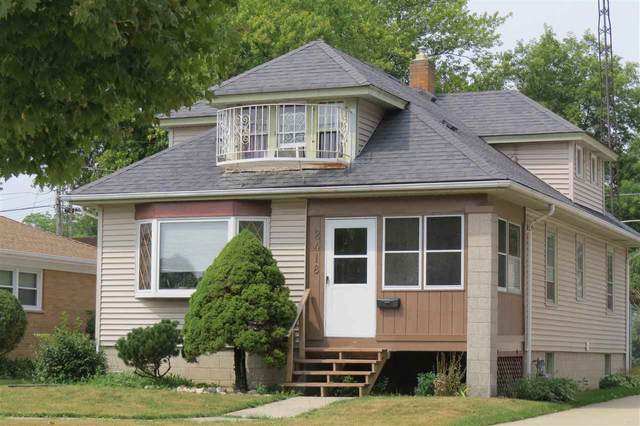 2418 Orchard Street, Racine, WI 53405 (#50245597) :: Todd Wiese Homeselling System, Inc.