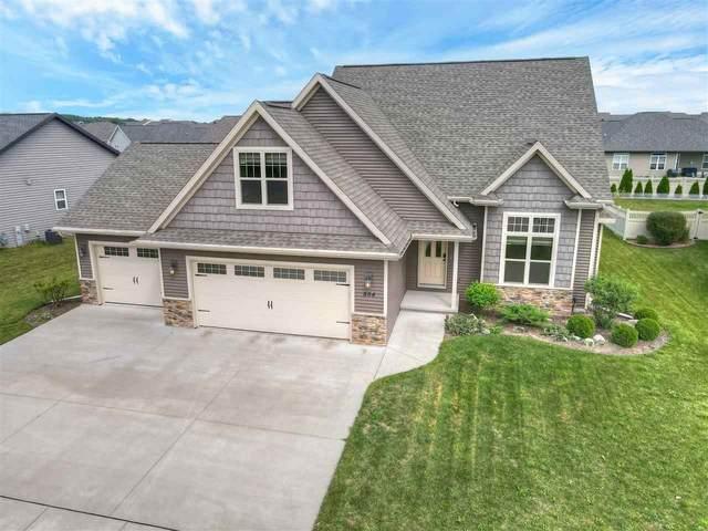 594 Pebblestone Circle, Oneida, WI 54155 (#50245621) :: Todd Wiese Homeselling System, Inc.