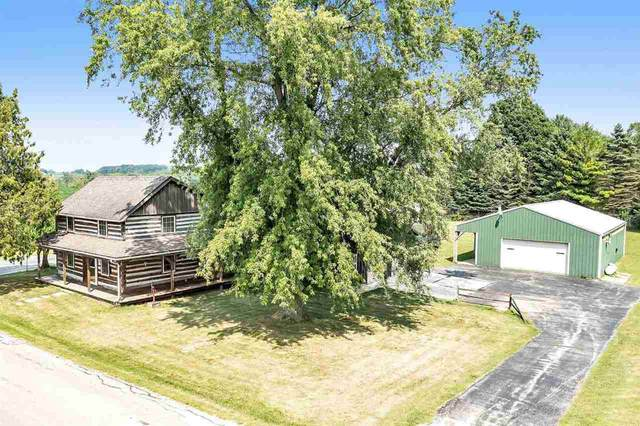 9296 Forest View Road, Kewaskum, WI 53040 (#50245623) :: Symes Realty, LLC